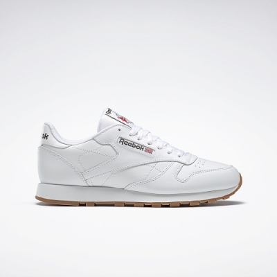 Reebok Leather 經典鞋 男 49799