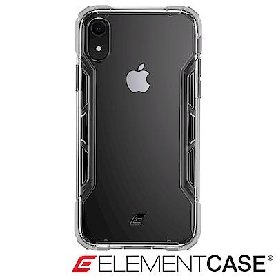美國 ELEMENT CASE iPhone XR 專用拉力競賽防摔殼 -透明