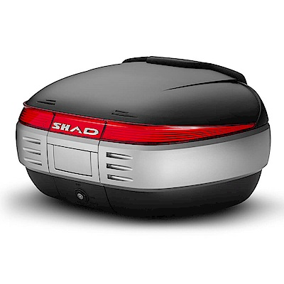 SHAD SH50 後行李箱置物箱漢堡箱