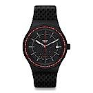 Swatch SISTEM DAMIER 棋盤經典手錶