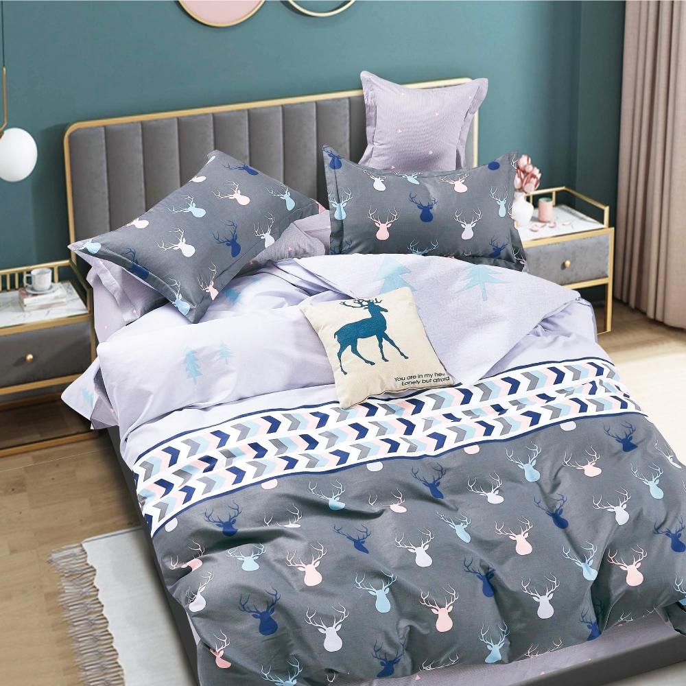 (限時下殺) 3-HO 雪紡棉 單/雙/大均價 床包枕套組 多款任選 product image 1