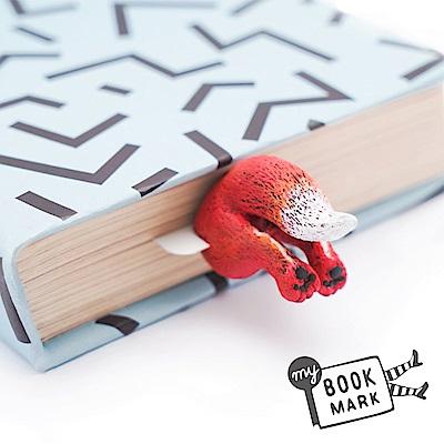 烏克蘭myBookmark-露屁屁的狐狸書籤
