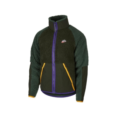 Nike 外套 NSW Fleece Jacket 男款