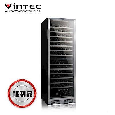 福利品 VINTEC 單門雙溫恆溫酒櫃 V155SG2e S3
