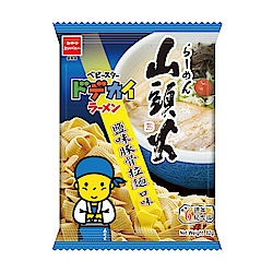 OYATSU優雅食 點心條餅-山頭火鹽味豚骨拉麵口味(82g)