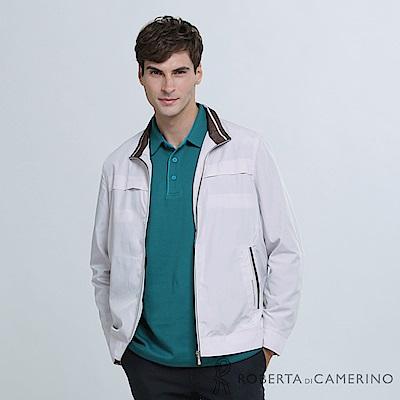 ROBERTA諾貝達 都會休閒 輕薄百搭 夾克外套  淺紫