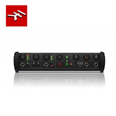 IK Multimedia AXE I/O 高端 USB 音頻介面