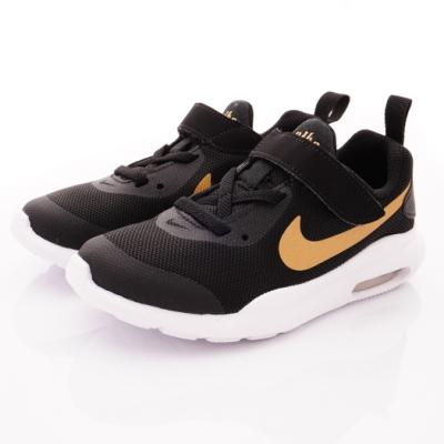 NIKE 簡約半氣墊童鞋款 SI657-001黑(中童段)