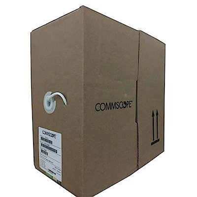 CommScope - AMP CAT5e 網路線 305米