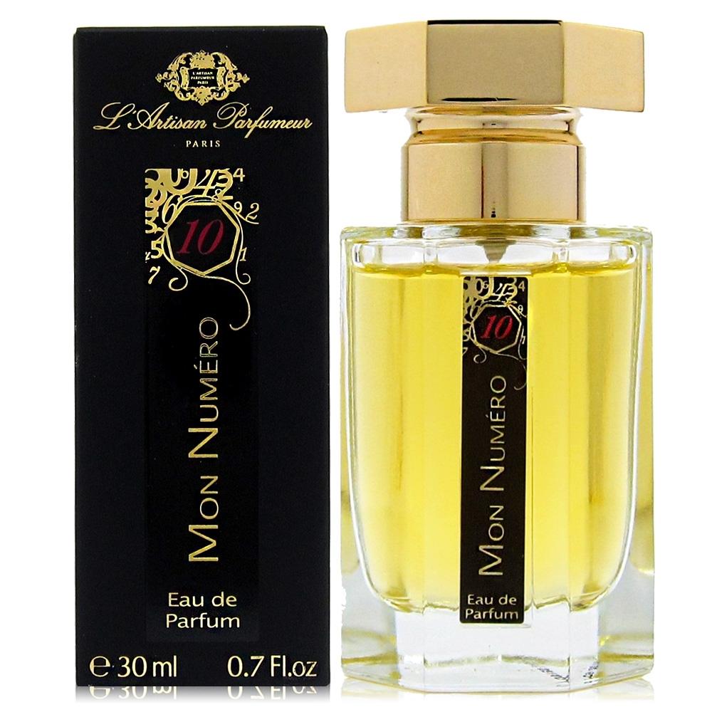 L'Artisan Perfumeur阿蒂仙之香 我的號碼10號淡香精30ml
