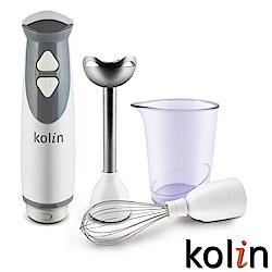 (福利品)歌林kolin-3件式食物料理棒KJE-MN207