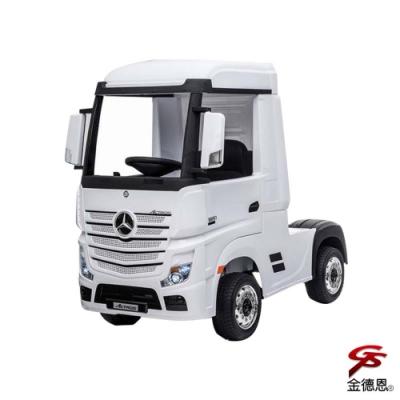金德恩 賓士正版授權 雙模式12V雙驅電動卡車