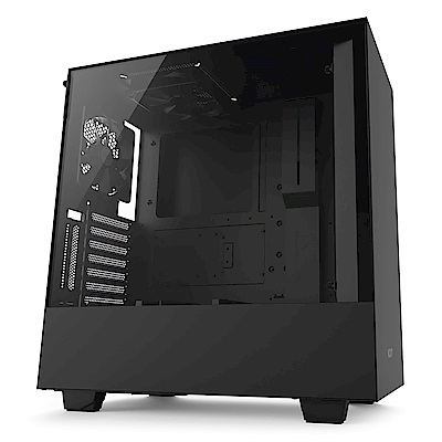 NZXT【H500i】透側 ATX電腦機殼《黑》