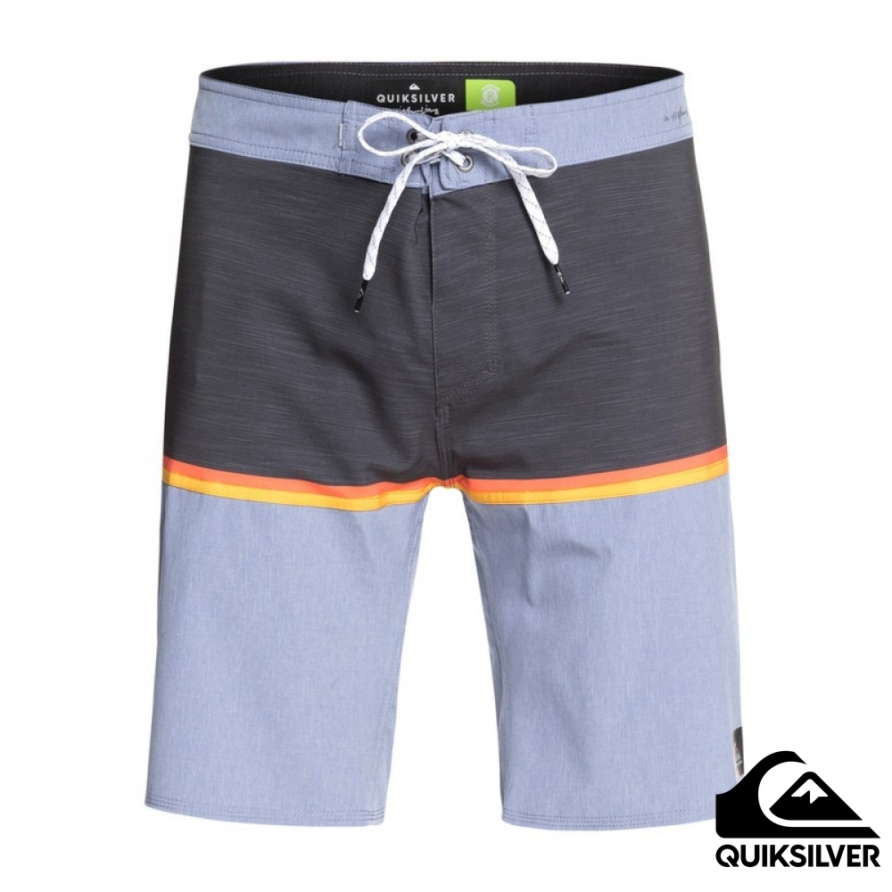 【QUIKSILVER】HIGHLINE DIVISION 20 衝浪褲 藍
