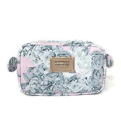 VOVAROVA空氣包-裝不滿化妝包-瑰麗 • 粉