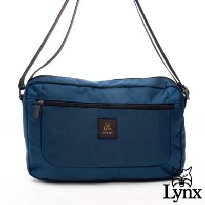 Lynx - 美國山貓休閒時髦防潑水側背包