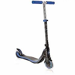 Globber 哥輪步 酷炫二輪滑板車-藍色