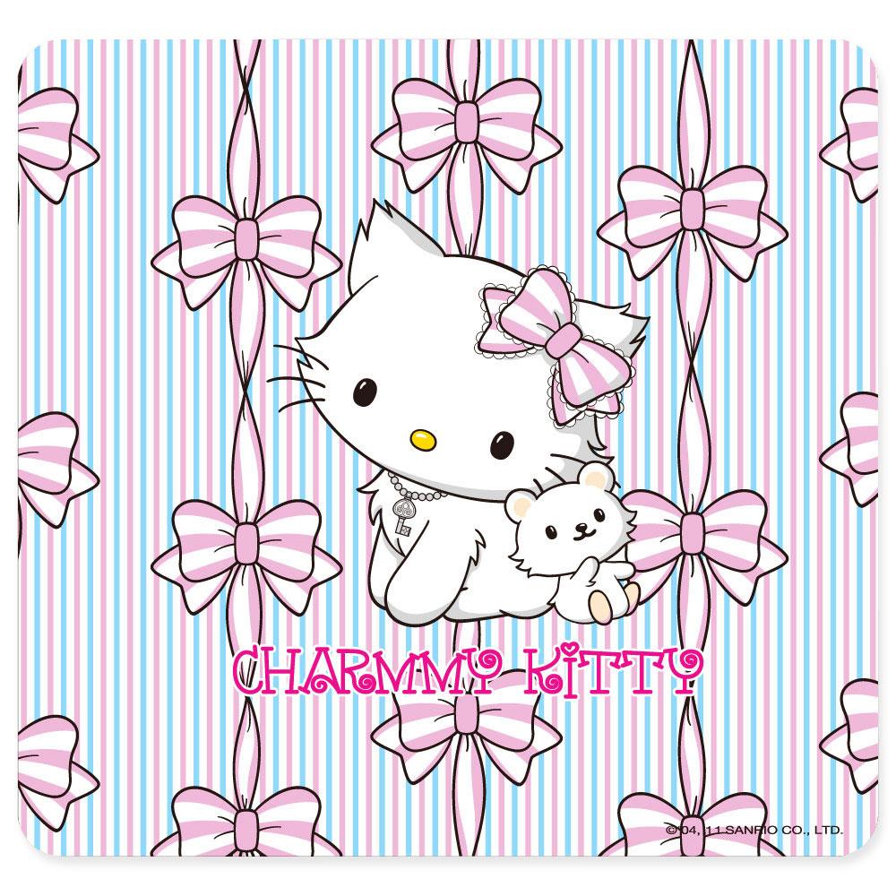 Charmmy Kitty 超薄光學鼠墊-蝴蝶版