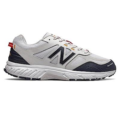 New Balance 跑鞋 MT510WB4-2E_中性白色
