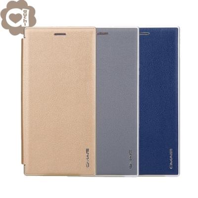 Samsung Galaxy Note20 凌瓏極簡系列皮套 頂級皮紋質感 隱形磁力支架式皮套 矽膠軟殼-金灰藍