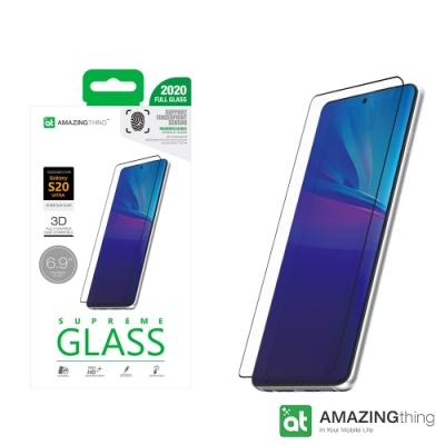 AMAZINGthing 三星 Galaxy S20 Ultra 滿版強化玻璃保護貼