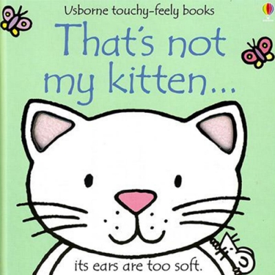 That s Not My Kitten 那不是我的小貓觸摸書
