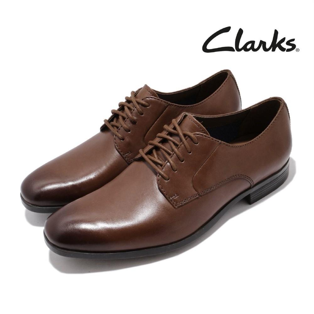 Clarks 皮鞋 Conwell Plain 男鞋