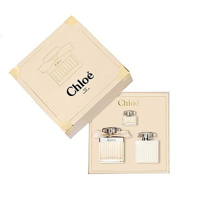 Chloe克羅埃 Chloe幸福工坊同名香氛精裝禮盒