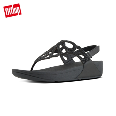FitFlop BUMBLE CRYSTAL SANDAL 黑色