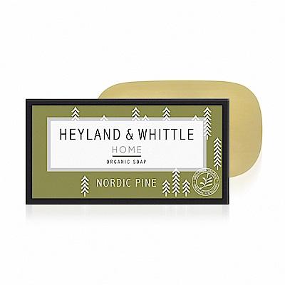 H&W英倫薇朵 植萃手工香氛皂150g (北歐雪松)