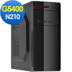 技嘉B360平台-星辰劍神-雙核N210獨顯電玩機