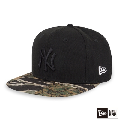 NEW ERA 9FIFTY 950 CAMO PATCHWORK 洋基 黑 棒球帽
