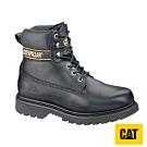 【CAT】HOLTON  SRC 鋼頭靴-黑(708026)