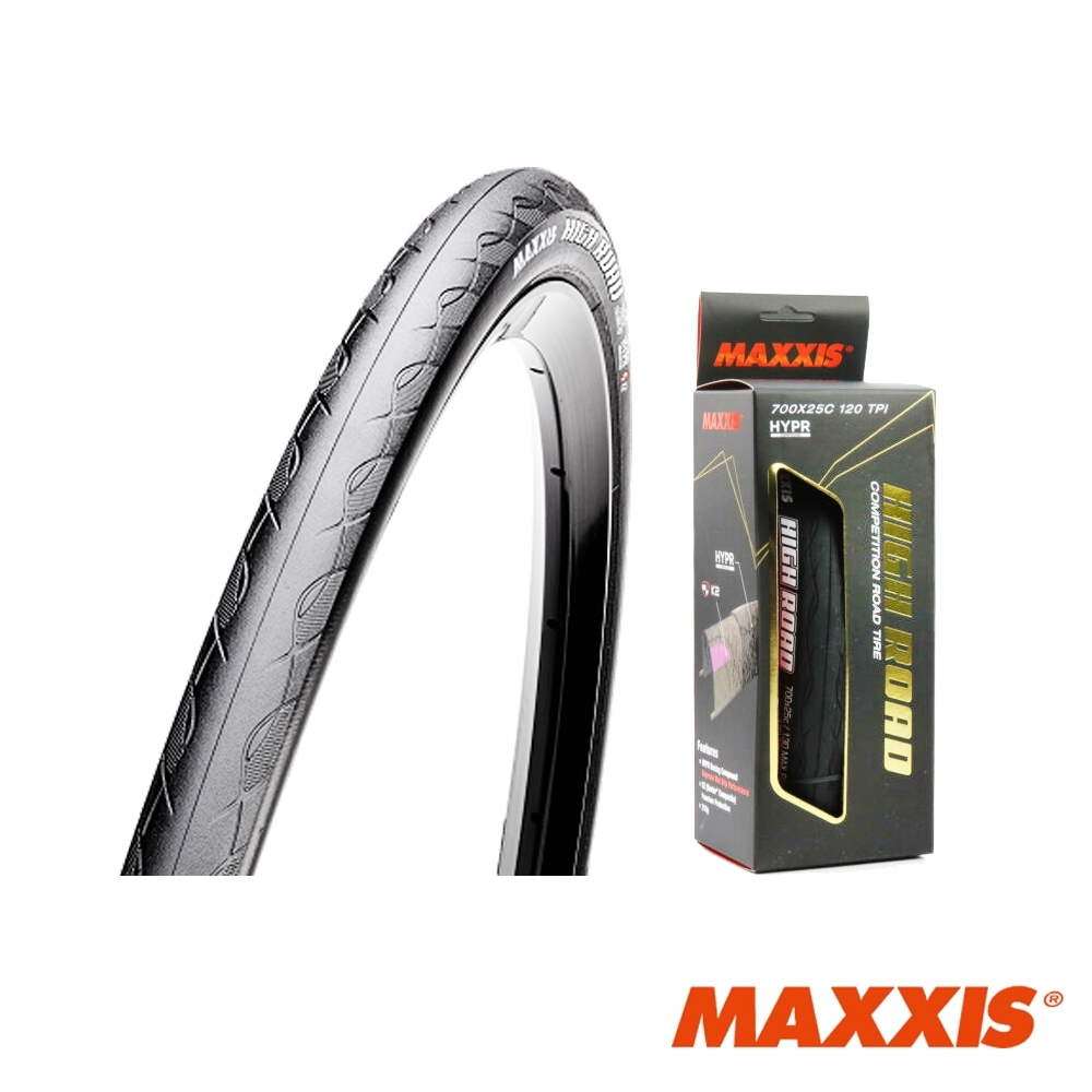 MAXXIS High Road M218 700x25C 公路車胎 可折
