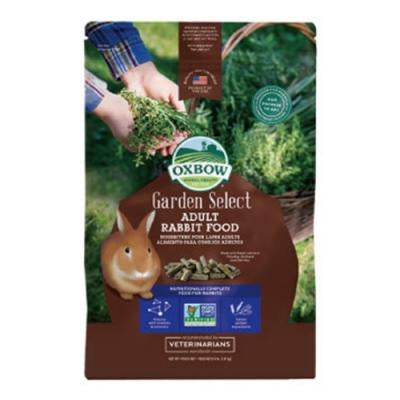 OXBOW-Garden Select Adult Rabbit FOOD田園精選非基改成兔飼料 4lb(1.81KG)