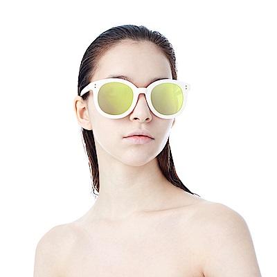 BVH 經典膠框太陽眼鏡ELLCol-7