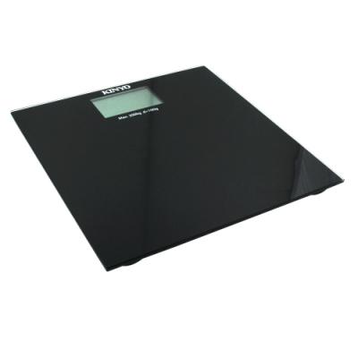 KINYO 大螢幕電子體重計(DS-6585)