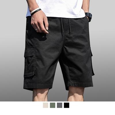 【男人幫大尺碼】K1601-美式街頭潮流短褲