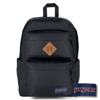 JANSPORT Double Break 系列後背包 - 黑