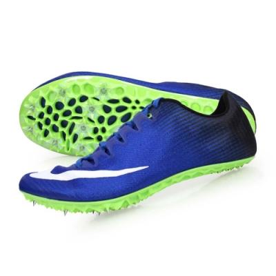 NIKE ZOOM SUPERFLY ELITE 男女田徑釘鞋-短距離  競賽 835996413 藍黑白