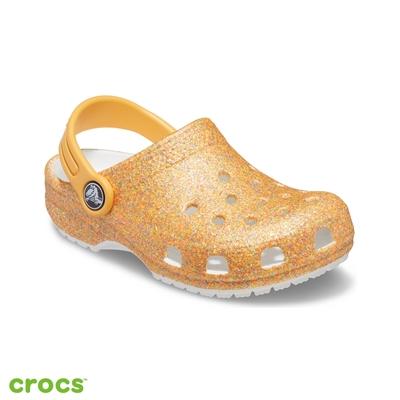 Crocs卡駱馳 (童鞋) 閃亮經典小克駱格-205441-9BE