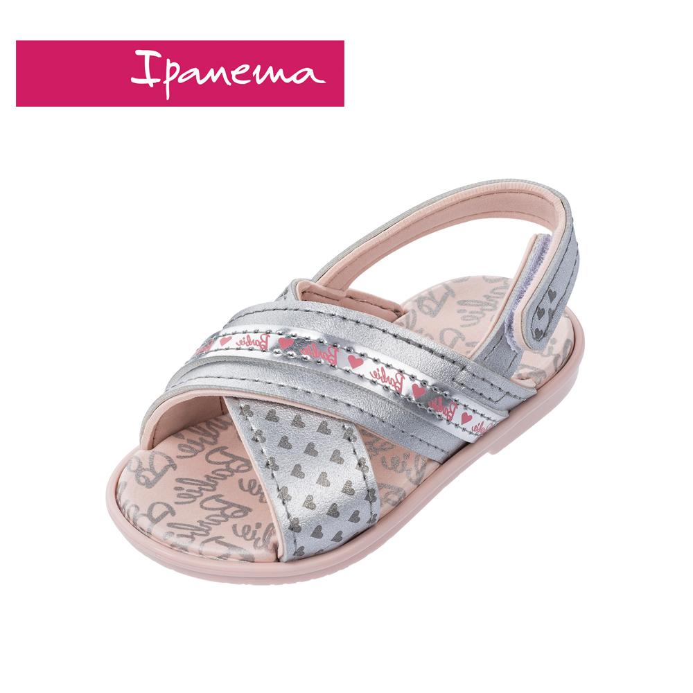 IPANEMA Barbie系列涼鞋(寶寶款)-銀