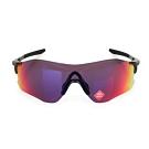 OAKLEY EVZERO PATH 一般太陽眼鏡附硬盒鼻墊 黑黃