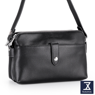 74盎司 Fashion優雅雙層兩用包[LG-895-FA-W]黑