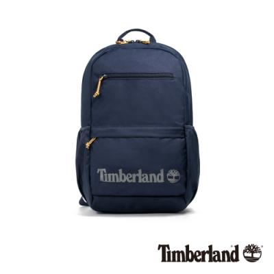Timberland 中性深寶石藍休閒雙肩後背包|A2FEY