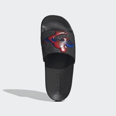 adidas ADILETTE SHOWER 運動拖鞋 男童/女童 FZ1716