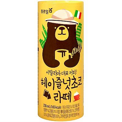 PURMIL Bear咖啡-巧克力拿鐵風味(230ml)