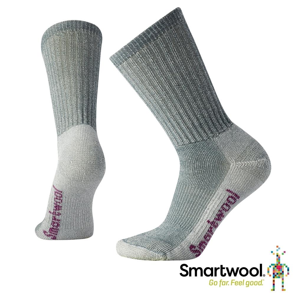 SmartWool 女 輕量減震徒步中長襪 中等灰