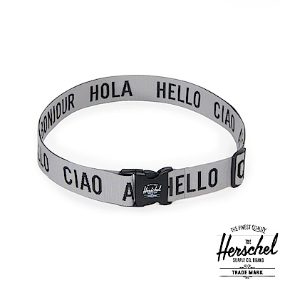 Herschel Luggage Belt 行李箱束帶