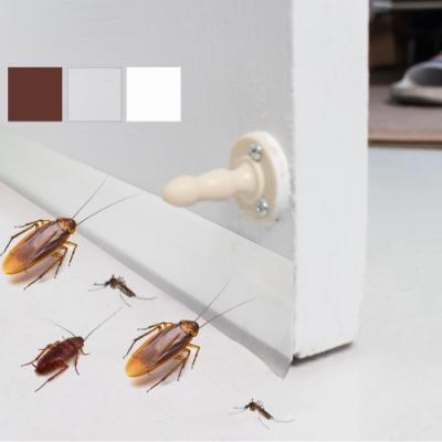 樂嫚妮 DIY 防蟲門縫/門窗密封條/5米 (3色)